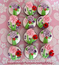 "Cupkcakes primaveris ""O Meu Bolo"""