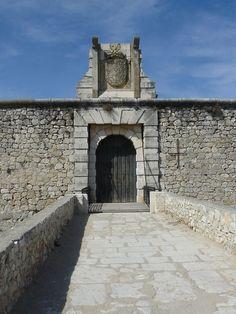 Entrada, Castillo De Chinchón, Comunidad de Madrid, España