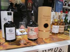 Part 3 of the best Whisky Show I have ever seen. Read it at http://awardrobeofwhisky.com/post/twe-whisky-show-2012-part-3
