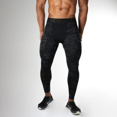 Gymshark Blackout Legging - Black at Gymshark UK | Be a visionary.