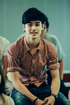 Jirayu Laongmanee Mario Maurer, Thai Drama, Favorite Person, Asian Men, Boyfriend Material, Pretty Boys, My Boys, Fangirl, Style Me