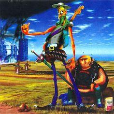 Canción del grupo Mago de Oz dedicada a Don Quijote, llamada Molinos del Viento