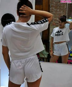 Conjunto KAPPA ya en tienda!  Calle Córdoba 6 @disasterstreetwear @theplacesoho Málaga soho @sohomlg  #kappa #girl #woman #disasterstreerwear #theplacesoho #malaga #españa ENVIOS 24 HORAS AQUI:  WWW.DISASTER.ES.   Pago contra reembolso  en casa o con tarjeta   WWW.DISASTER.ES