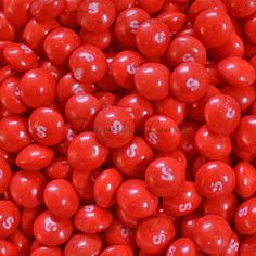 Red Skittles Candy. #Skittles