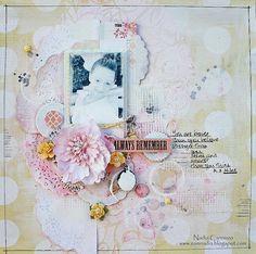 Always remember *June Scraps Of Elegance Kit* - Scrapbook.com