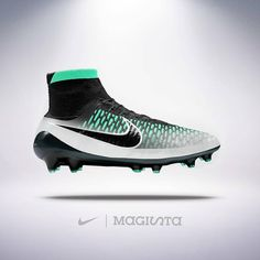 """Nike Magista Obra 2016 Football Boots – ""Real Teal"" Colourway Concept by…"