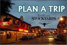 Attractions at Fort Worth Stockyards National Historic District