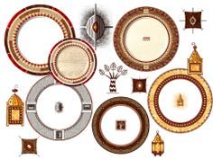 arts de la table décor Palluy