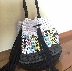 Handmade Bags, Elsa, Wool, Embroidery, Diy, Inspiration, Fashion, Trapillo, Handmade Purses