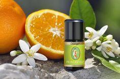 Orange bio.  frisch, fruchtig, süß, warm. ausgleichend, stimmungshebend. PRIMAVERA. Ätherische Öle. Essential Oils. #primaveralife #primavera #aromatherapie