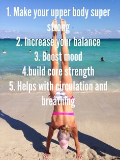 Handstands -why you should do them everyday