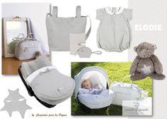 Elodie, la nueva colección de Pasito a Pasito Bassinet, Bed, Furniture, Home Decor, Kids Fashion, Step By Step, Boss, Homemade Home Decor, Crib