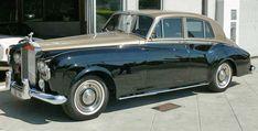 1964 Rolls Royce Silver Cloud III Salon: