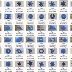 "15 Likes, 1 Comments - Tiger Montessori (@tigermontessorimaterials) on Instagram: ""Hello guys, Here the blue triangles from Tiger Montessori."""