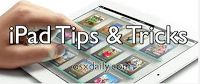 An Interesting Collection of Handy iPad Tips for Teachers and Students ~ Educational Technology and Mobile Learning