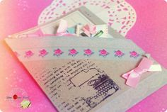 ✉ Little Postal Travels--- ✈: ~:~ Pretty Scraps ~:~