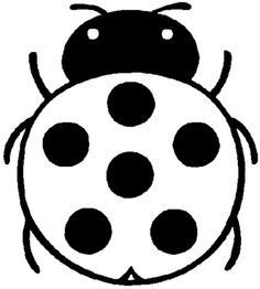 Printable Ladybug coloring page from FreshColoring
