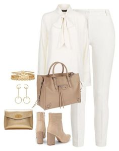 Cute Spring Chic Office Outfits Ideas 58