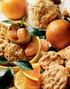 Orange Slice Cookies recipe -- so tasty for spring picnics, church events, BBQs and more