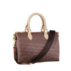 Louis Vuitton Speedy M40357 Handbags #bags #fashion