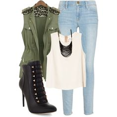 A fashion look from November 2014 featuring Marni tops, Frame Denim jeans and BCBGMAXAZRIA ankle booties. Browse and shop related looks.
