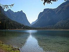 Toblacher See, South Tyrol