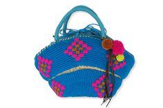 【楽天市場】The Bagmati[ザ バグマティ]ニットモチーフかごバッグ:Coton+deux