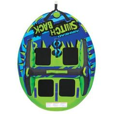 House Deals Holiday Inflatables Water Sports Towables Switchback Four Rider Boat Lake Water Tube Boat Tubes, Holiday Inflatables, Water Tube, Kayak Accessories, Baseball Gear, Inflatable Kayak, Star Wars, Lake Water, Go Camping