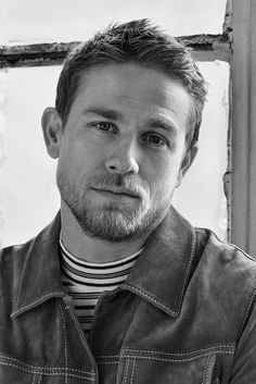 Mr Charlie Hunnam's Life After Motorbikes | The Look | The Journal | Issue 314 | 05 April 2017 | MR PORTER