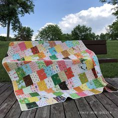crazy mom quilts: two of a kind