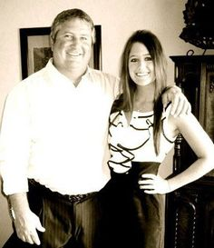 I love my dad!  This was taken before my brother graduated from St. John's University.