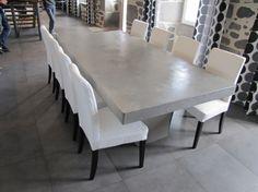 Beton Ciré Kit 7m² Esstisch,Terassentisch, Betonlook, Betonoptik, Microzement in Möbel & Wohnen, Möbel, Tische | eBay