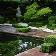 Japangarten Mit Koiteich In Bremerhaven: Asiatischer Garten Von Japan Garten  Kultur