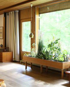 Audrey Jeanne   blog: Maison Louis Carré   Alvar Aalto Alvar Aalto, Interior Exterior, Interior Architecture, Minimalism Living, Mid Century House, My Dream Home, Interior Inspiration, Living Spaces, Furniture Design