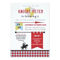 Bildergebnis Für Ritter Einladungskarten Basteln | Kindergeburtstag |  Pinterest | Searching
