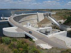 Alqueva Dam, Portugal