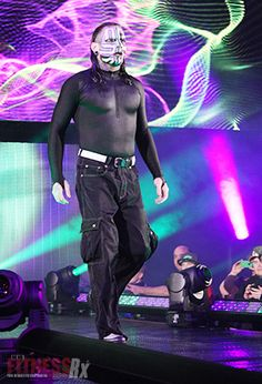 The Jeff Hardy Workout | FitnessRX for Men