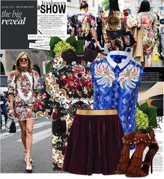 """Street Style"" by bklana on Polyvore"