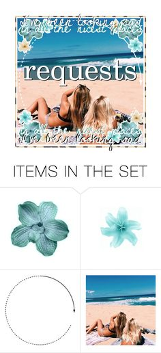 """open requests ;; lauren"" by beach-girls02 ❤ liked on Polyvore featuring art and beachgirlrequests"