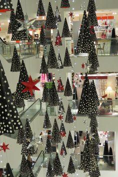 stylished Christmas trees