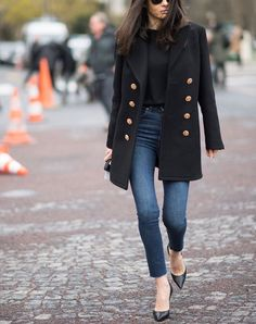 25 Formas De Usar Jeans Para La Oficina | Cut & Paste – Blog de Moda