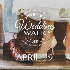 Downtown Frederick, Maryland Wedding Walk | Mary Kate McKenna Photography