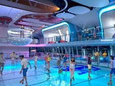 WOW Experiences Never Before Seen at Sea | Quantum of the Seas