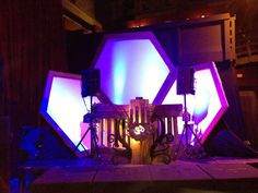 enchanted forrest dj booth - Google Search