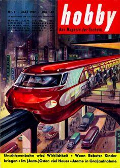 Hobby Magazine - 1957