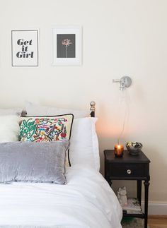 2419 Best Bedrooms Images On Pinterest In 2018 | Mint Bedrooms, Alcove And  Bedroom Decor