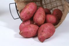 White Flesh Sweet Potatoes