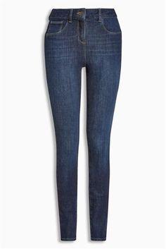 Dark Blue 360° Super Skinny Jeans