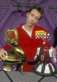 Joel, Tom Servo, and Crow: Mystery Science Theater 3000