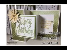 I'm loving this adorable card that I found on Pinterest by Amanda Bates from The Craft Spa! She did a lovely job and I wanted to CASE this from the moment I ...